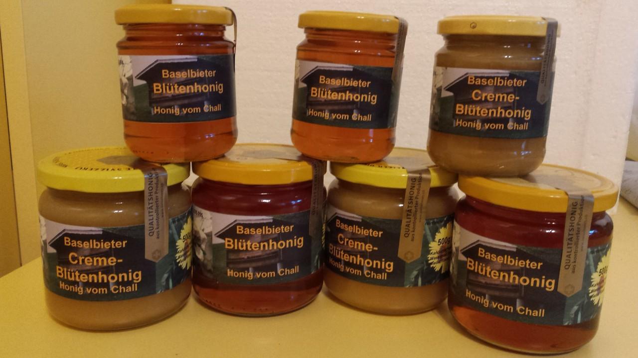 Honig Herstellung Industriell