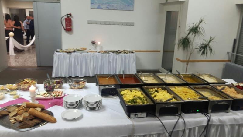 Beispielfoto von einem Catering von 2018
