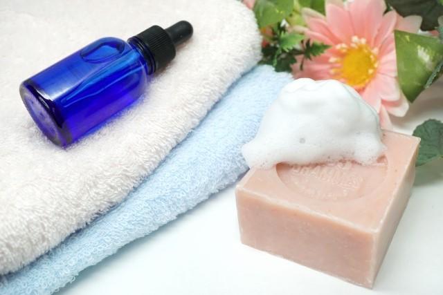 化粧品類で香りを楽しみましょう♪