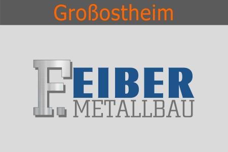 Metallbau – Geländer – Treppe – Tor