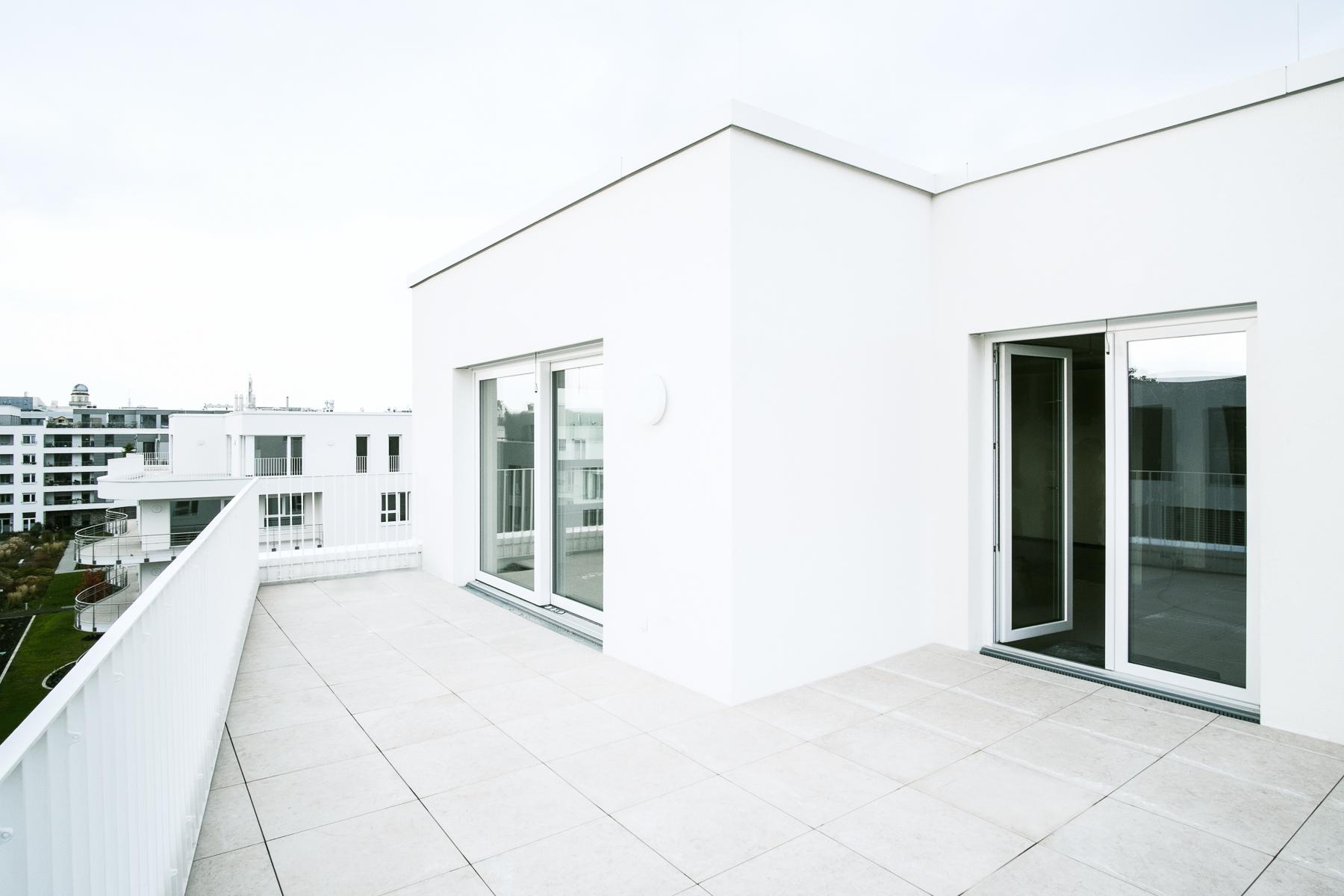 maisonette penthaus superior exklusiv leben am. Black Bedroom Furniture Sets. Home Design Ideas