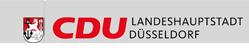 Die Seite der CDU Düsseldorf.
