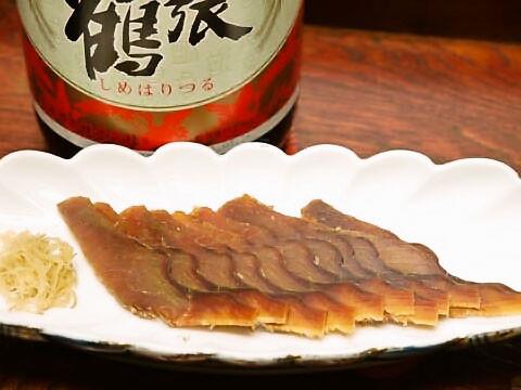 村上 特産 三面川 鮭の酒びたし