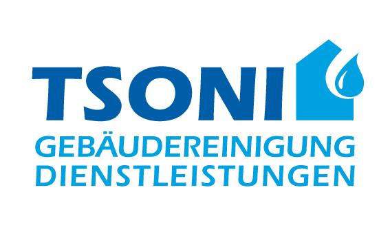 Firmenlogo Tsoni Gebäudereinigung