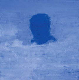 Color of Memory No.6  150x 150 cm 2011
