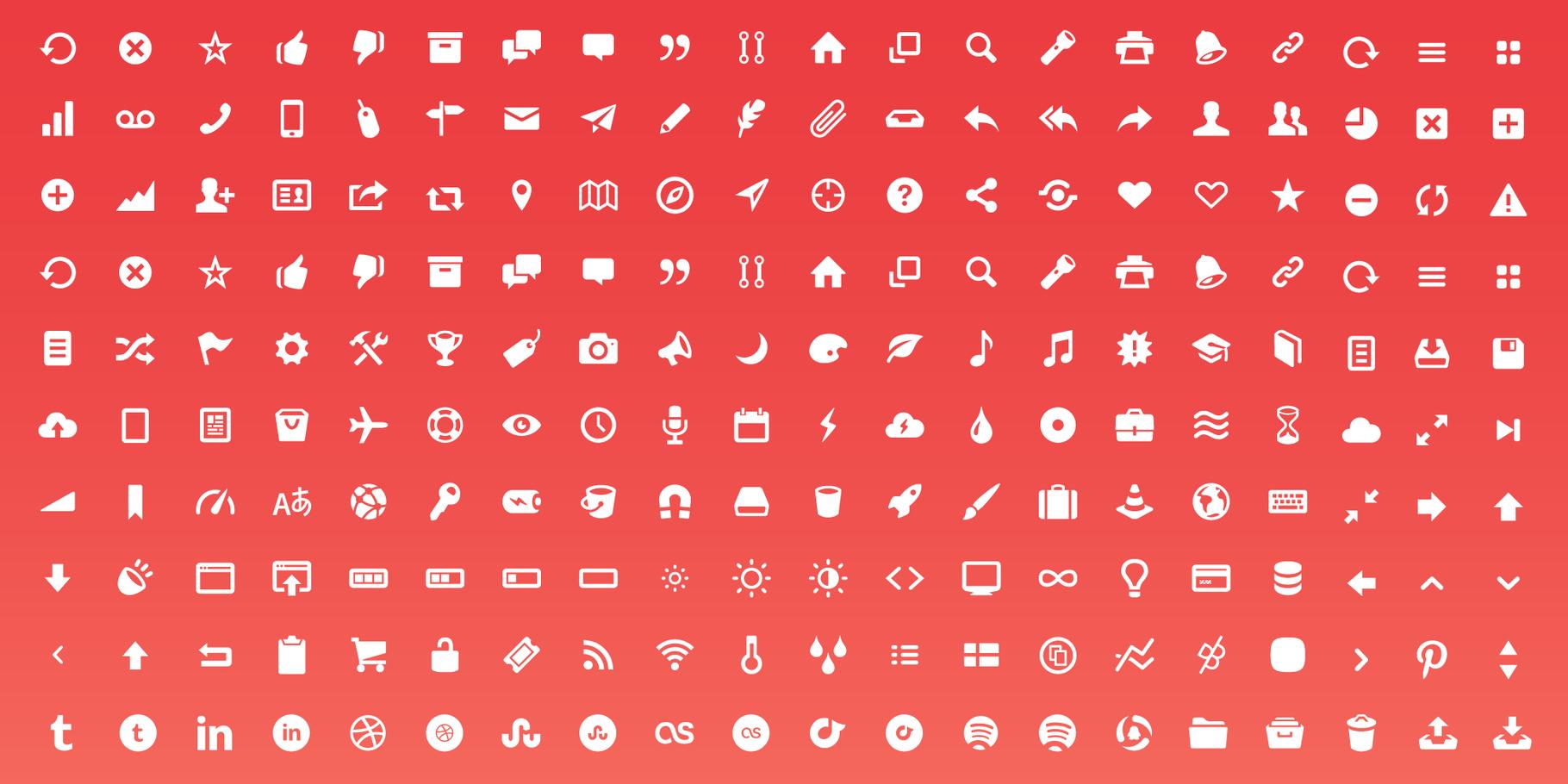 Come trovare icone gratuite ed usarle sul proprio sito - Jimdo eb6a25ed121