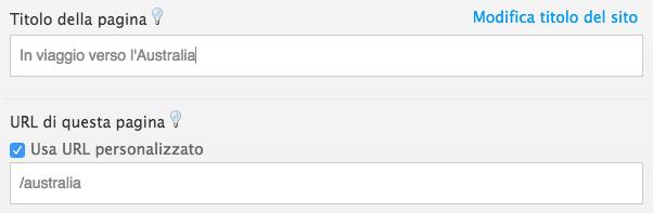 Funzione URL personalizzato per siti JimdoPro e JimdoBusiness.