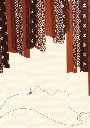 もっと溶けて/COPIC MULTI LINER マスキングテープ 2012,7.26