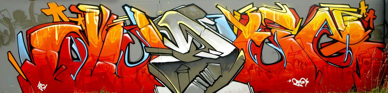 Mur gris, peuple muet - ODEG - 2010
