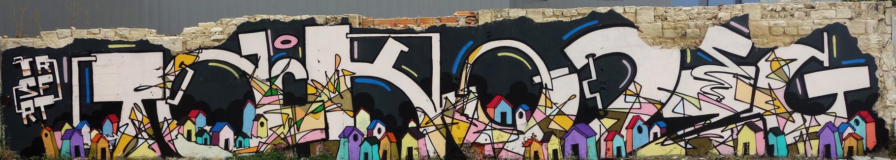 Odeg-tack, Bordeaux, 2014