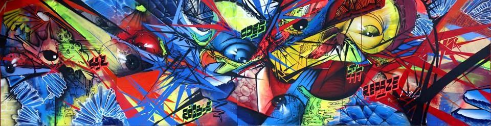 De la couleur et des copains! - SAIR, REPAZE Premier, ROOBLE, ODEG - Bordeaux 2013