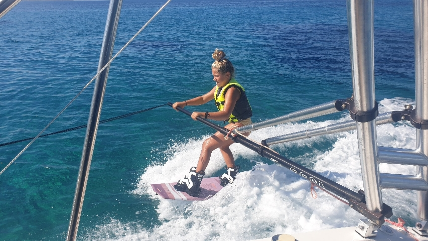 Even Wakeboard..