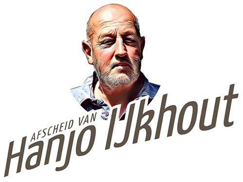 Afscheid van Hanjo IJkhout