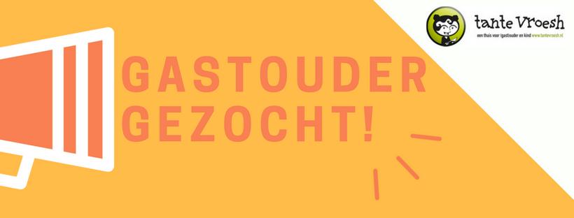 SPOED! 6.10 Gastouder gezocht - Genemuiden of Kampen