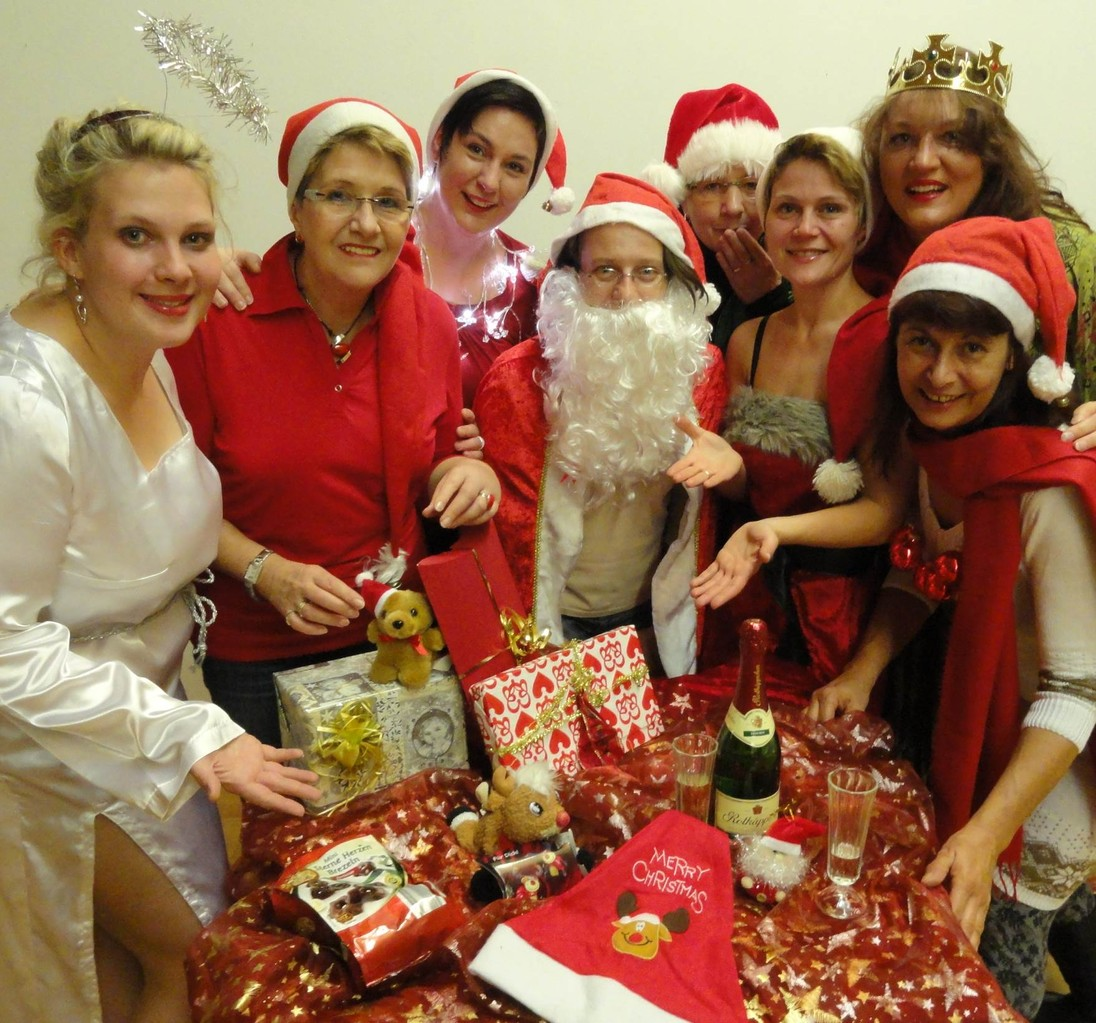 Weihnachtslesung (Pressefoto)