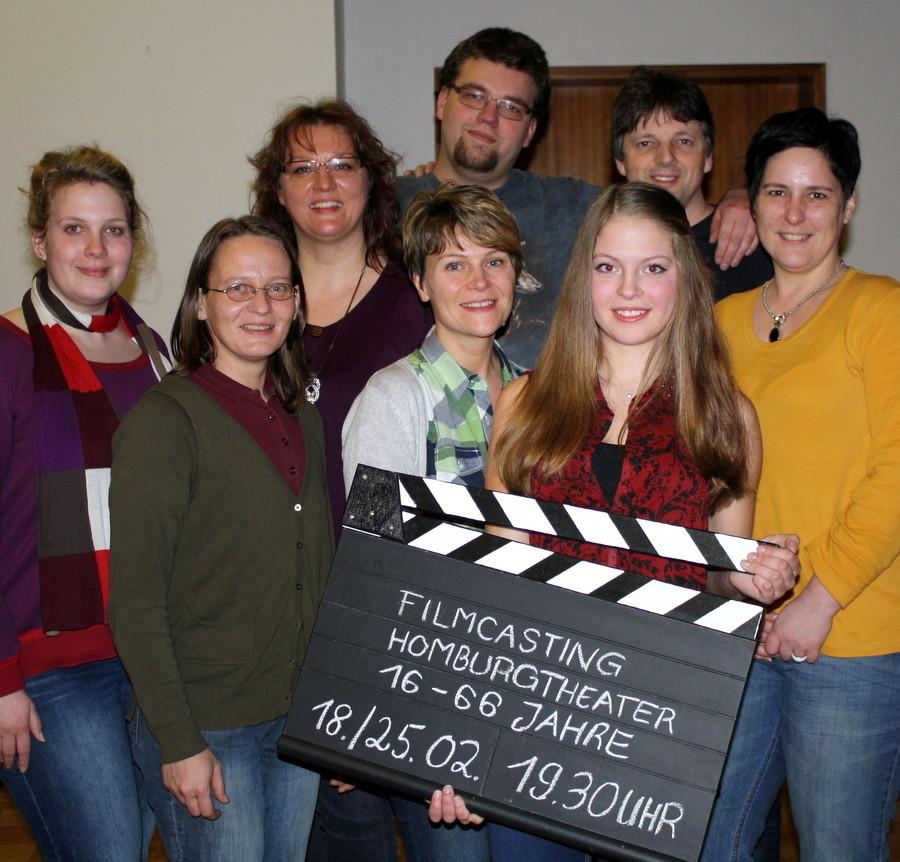 WIR SUCHEN FILMDARSTELLER! (Bild: Laura Berndt)