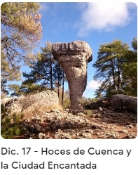 Hoces de Cuenca y la ciudad encantada