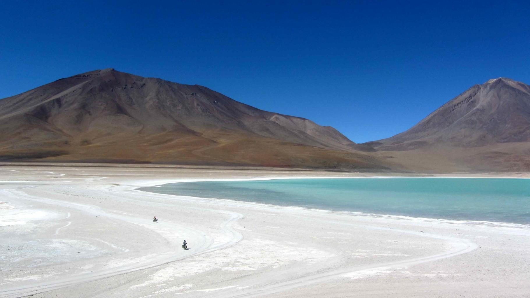 Laguna Verde, Sud Lipez, Bolivia