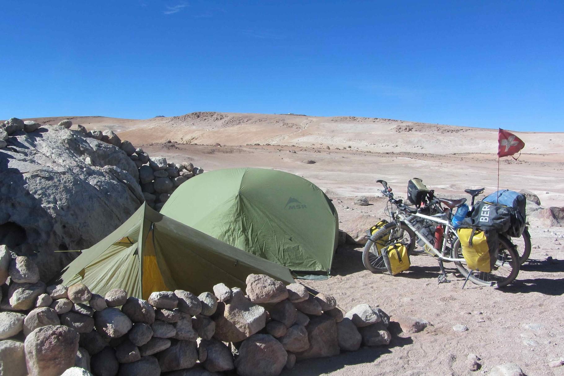 November 2014, Sud Lipez, Bolivia