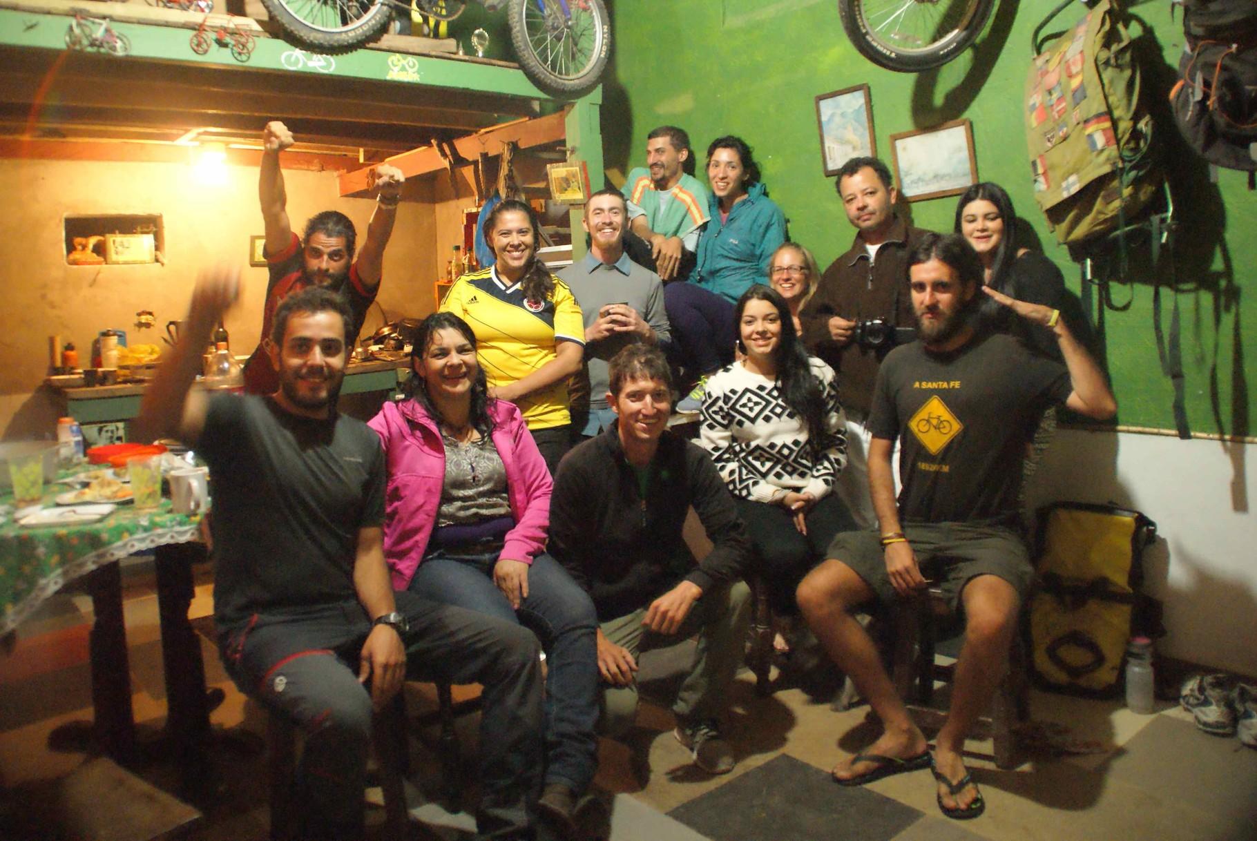 Juni 2014, Colombia