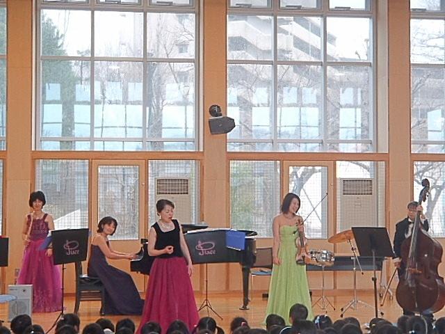 玉川幼稚園訪問コンサート