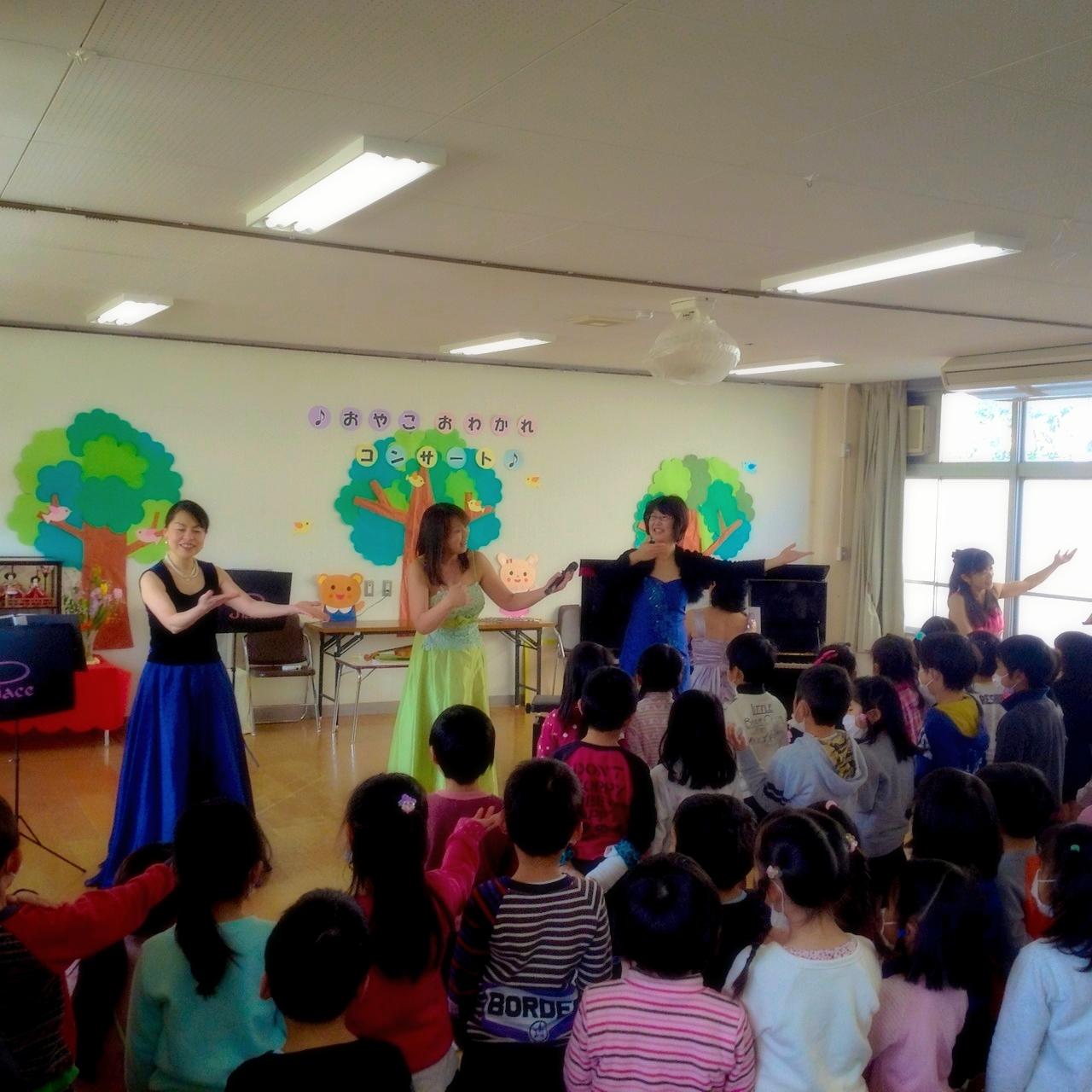 土室幼稚園コンサート