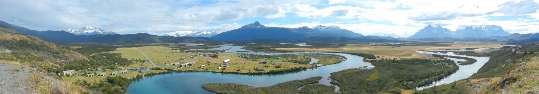 Mirador Ferreir im NP Torres del Paine