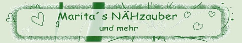 Website-Pate Maritas Nähzauber