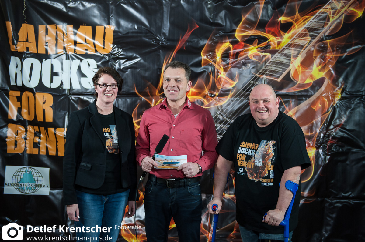 Susanne Burzel, Stefan Zeiger und Andreas Wudi erzählen vom Event