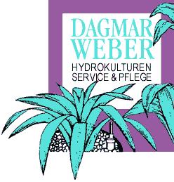 Pflanzen-Deko-Pate Dagmar Weber Hydrokulturen