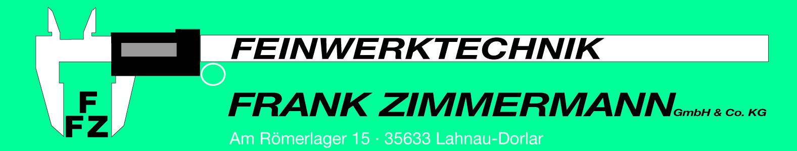 Lichtshow-Pate Frank Zimmermann Feinwerktechnik
