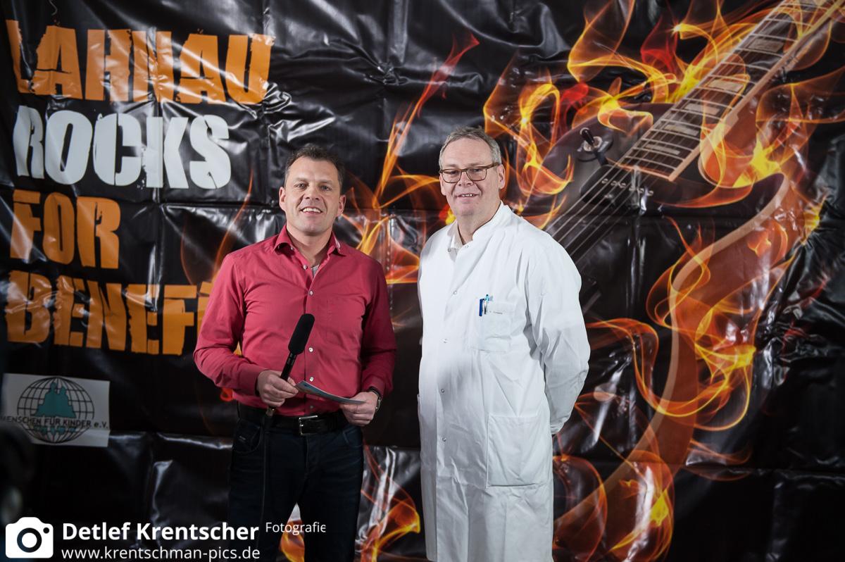 Stefan Zeiger und Dr. Klaus Valeske