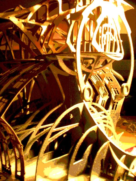 Dijon Vu Par: Immeuble Art Nouveau création Hervé Arnoul: Élaboration