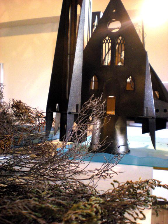 Dijon Vu Par 2012 making of. Hervé Arnoul.