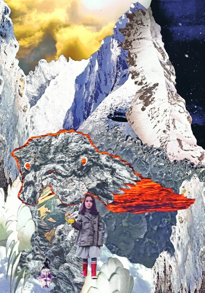 La nuit des jours à venir Auteur Hervé Arnoul, illustrations et photographies Hervé Arnoul. Petite fille Eleonore Arnoul Pereira. Retour.