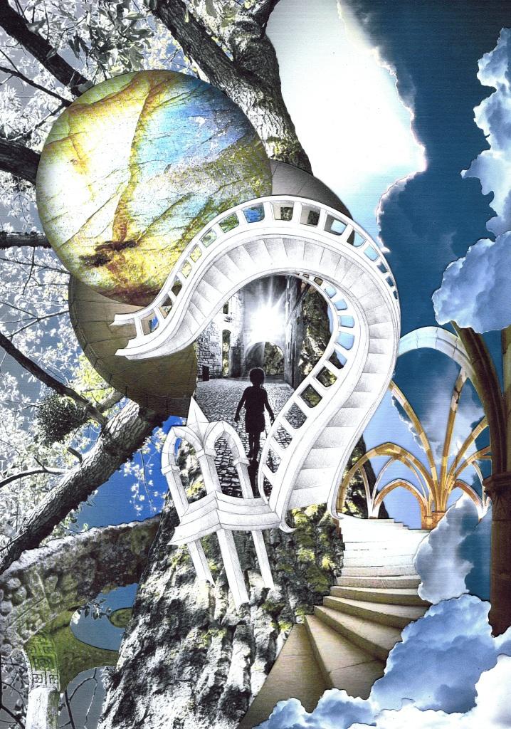 La nuit des jours à venir Auteur Hervé Arnoul, illustrations et photographies Hervé Arnoul. Petite fille Eleonore Arnoul Pereira. Depard.