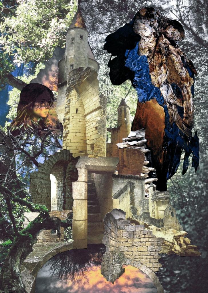 La nuit des jours à venir Auteur Hervé Arnoul, illustrations et photographies Hervé Arnoul. Petite fille Eleonore Arnoul Pereira. Amatiossa.