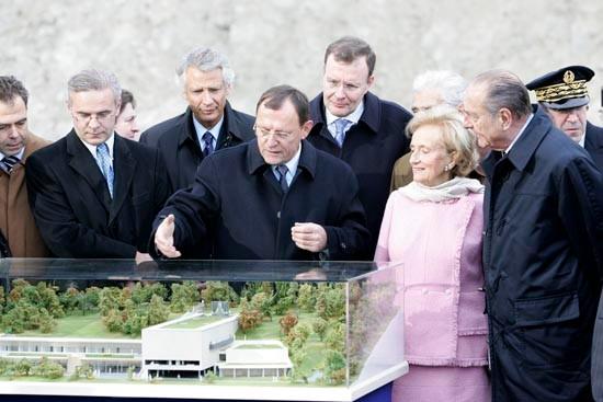 Réalisation Hervé Arnoul, Musée De Gaulle