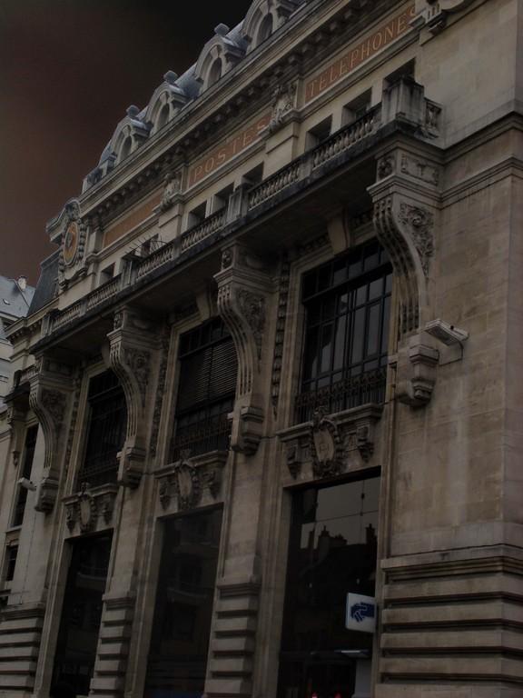 Dijon Vu Par: Poste Grangier création Hervé Arnoul: Reportage photographique