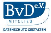Datenschutzbeauftragte konform BvD
