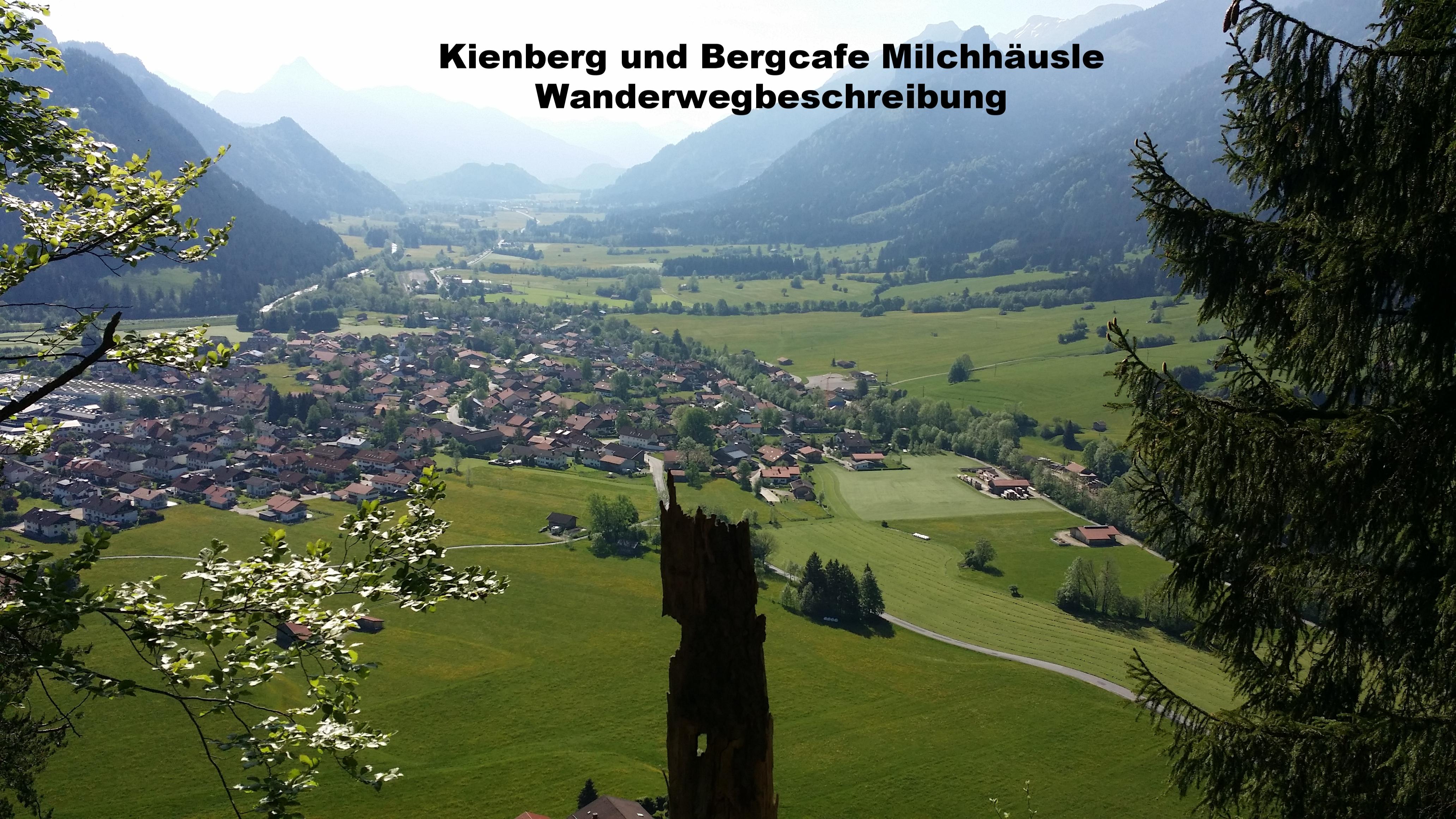 Kienbergkamm (1535 m) - Gratwandern hoch über Pfronten. Eine wenig begangene, sehr abwechlsungsreiche Kammwanderung mit leichten Klettereinlagen.