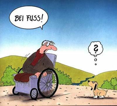 Der mit dem Hund rollt :-D