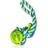 Den Ball kann man schön an den Rolli hängen. ;-)