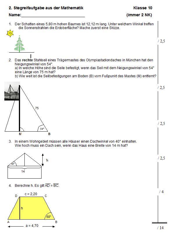 mathematik realschule vorbereitung abschlusspr fung in. Black Bedroom Furniture Sets. Home Design Ideas