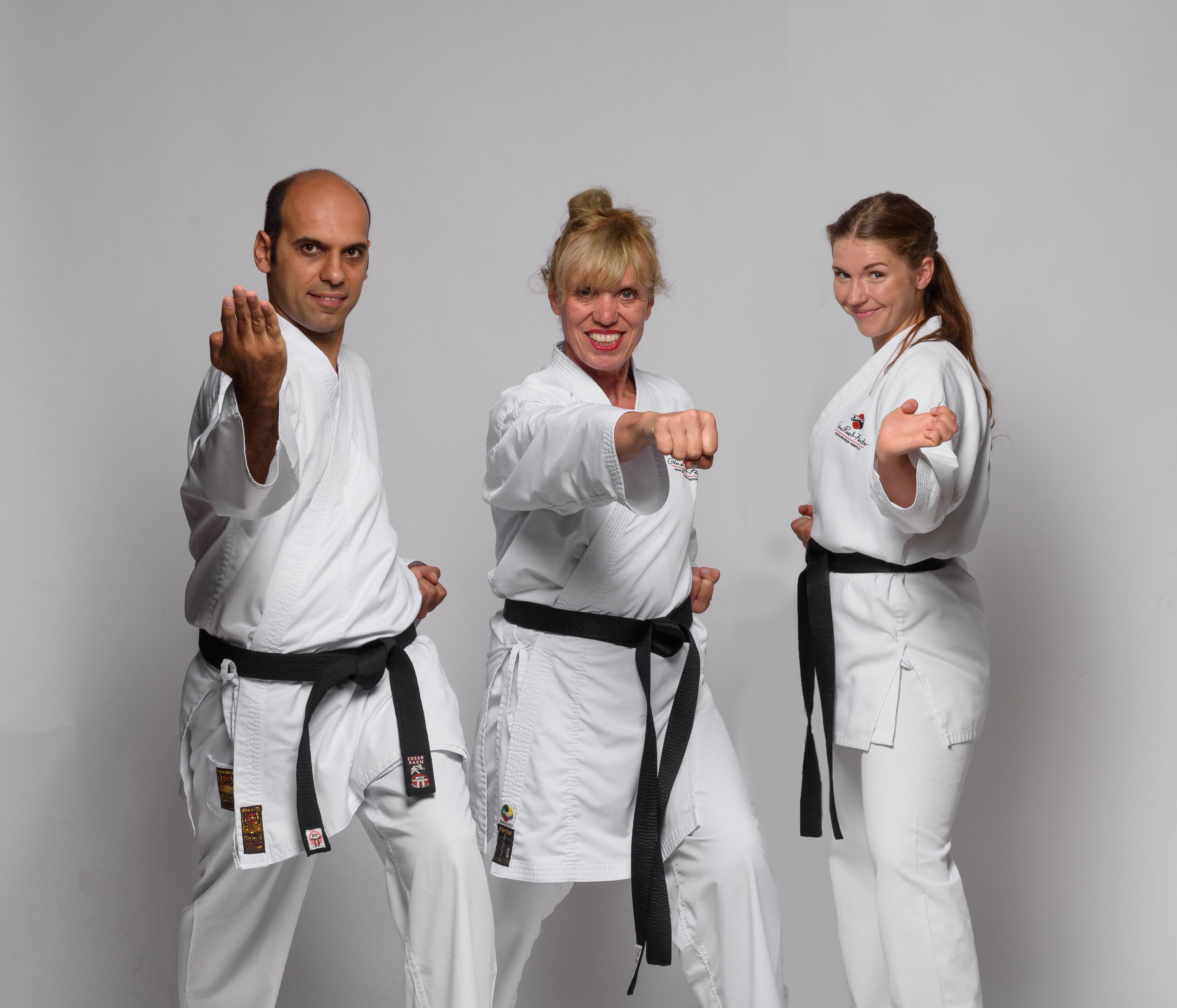 Angebote Kurse Karateschule Gina Rauh Forster