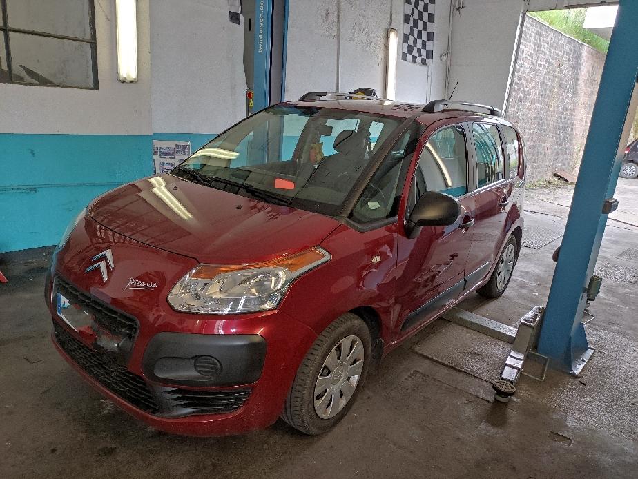 Remplacement serrure de porte ARG sur Citroën C3 Picasso