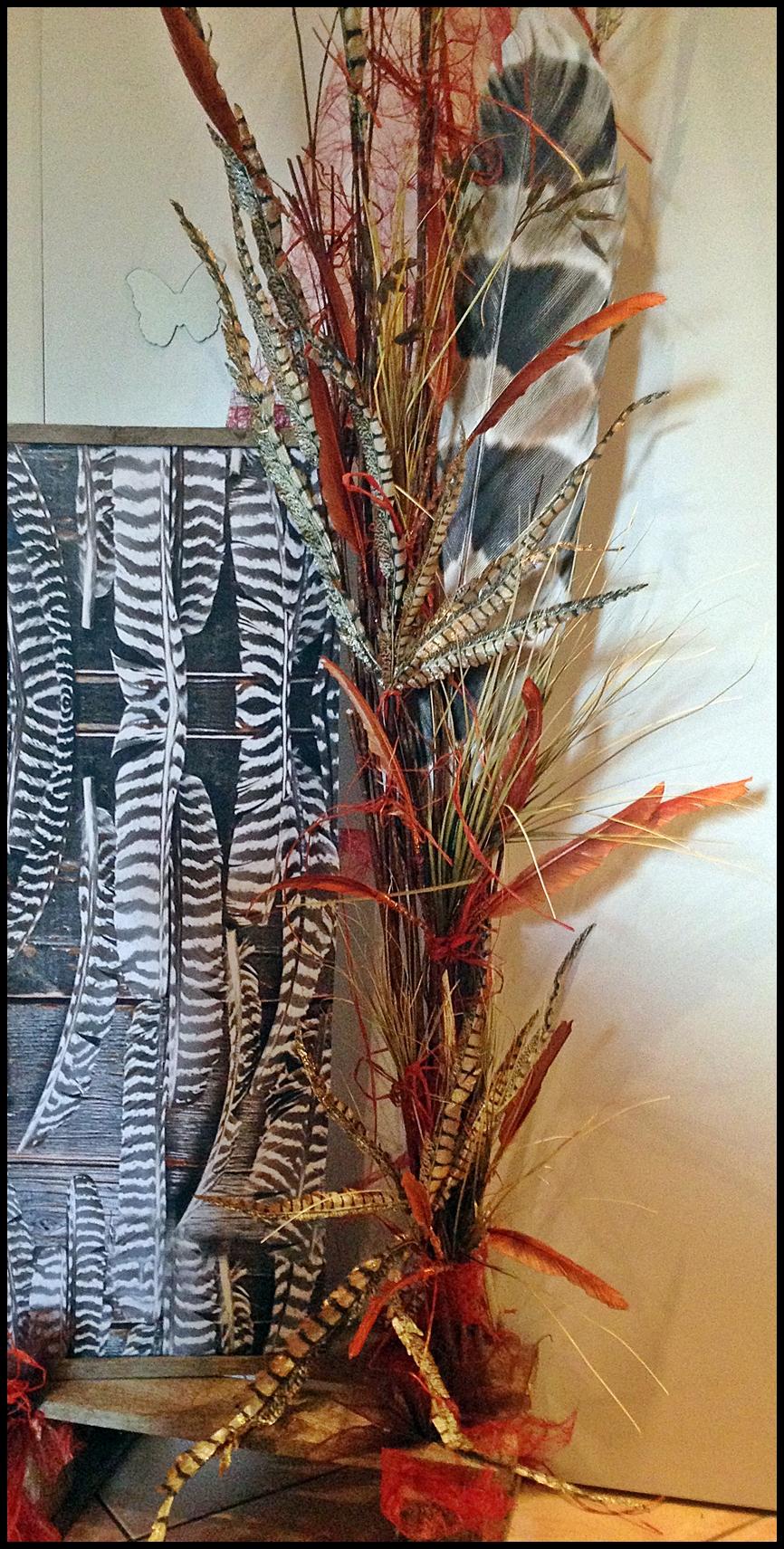 Schaufenster: Herbst und Weihnachten - creative-deko-des ...