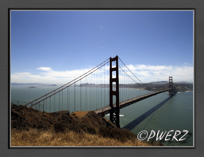 Golden Gade Bridge in San Francisco