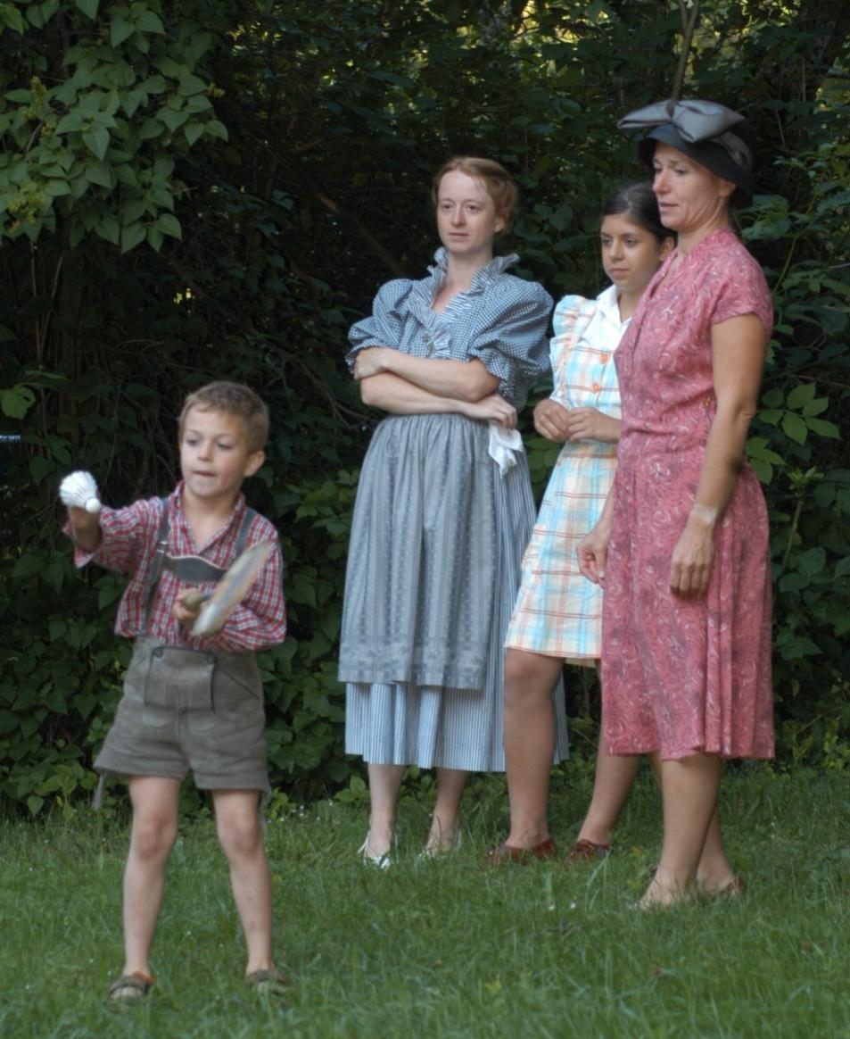 """2007: """"Erste Tante"""" in """"Geschichten aus dem Wiener Wald"""""""