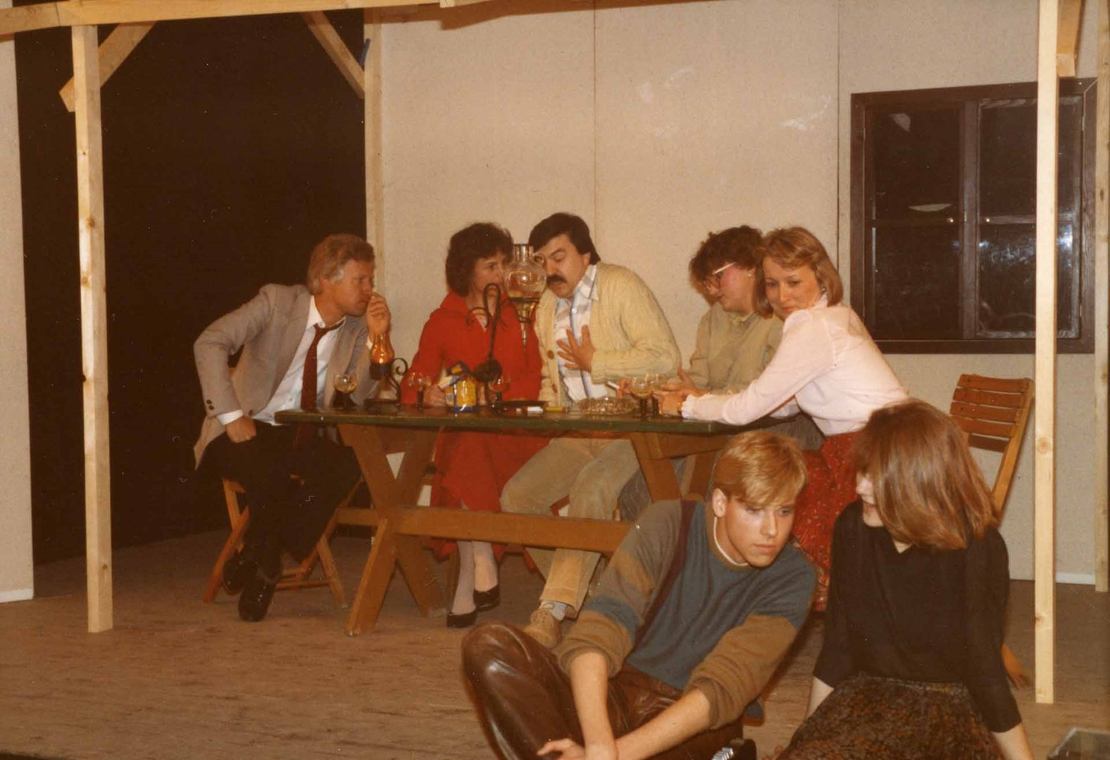 "1984: ""Erna"" in ""Schönen Gruß an den Hans-Onkel"""